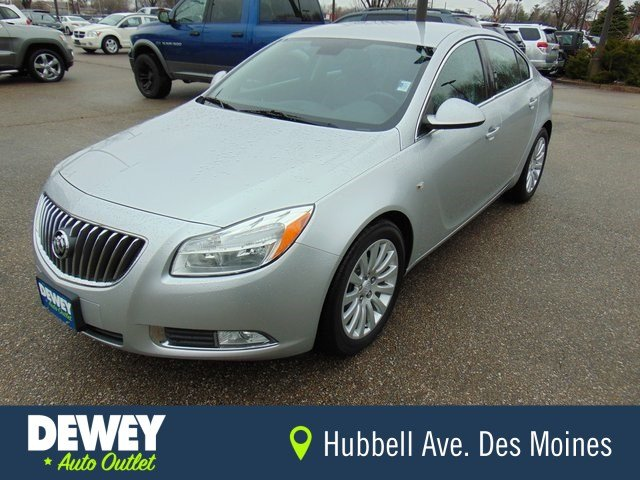 Pre-Owned 2011 Buick Regal CXL RL1