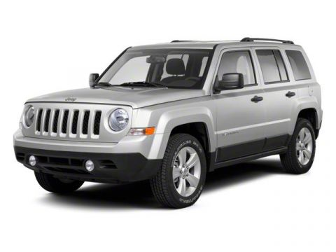 Pre-Owned 2012 Jeep Patriot Latitude